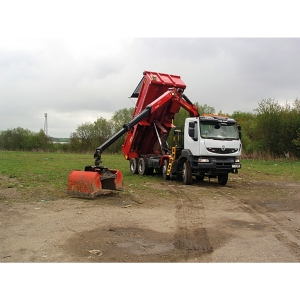 Grab Lorry Services
