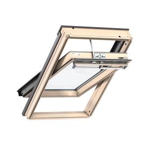 VELUX INTEGRA� Electric Roof Window 550mm x 780mm Pine GGL CK02 307021U