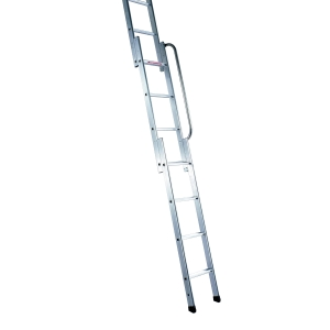 Youngman 3 Section Easiway Loft Ladder 2.3m-3m