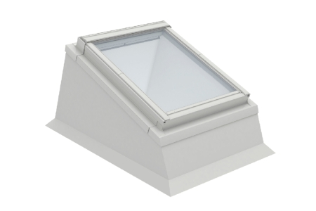 Velux Flat Roof Insulated Wooden Kerb 55 x 98 Ecx CK04 0000T