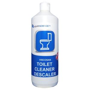 Liquid Science Viscosan Toilet Descaler and Cleaner 1 Litre