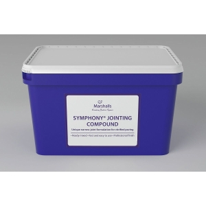 Marshalls Vitrified Jointing Compound Buff 20kg