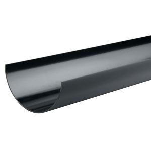 Osma SuperLine 5T574 Gutter 125mm Black 4M