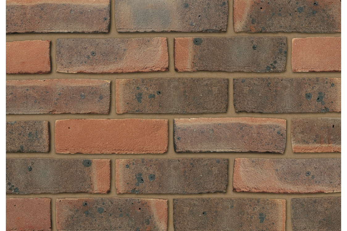 Ibstock Brick Ashdown Bexhill Dark - Pack Of 500