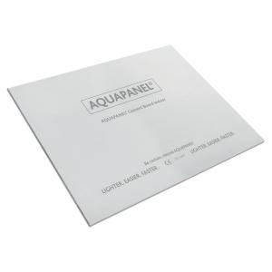Knauf Aquapanel Interior Cement Board Square Edge 1200mm x 900mm x 12.55mm