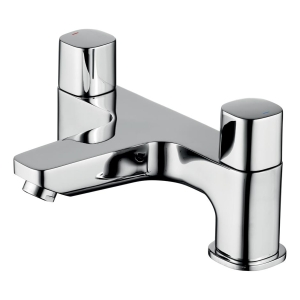 Ideal Standard B0730AA Tempo 2 Hole Bath Filler Chrome Plated