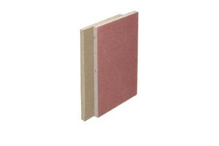 British Gypsum Gyproc Fireline Plasterboard Tapered Edge 2400mm x 1200mm x 12.5mm (2.88m²/ Sheet)