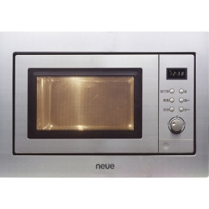 neue Integrated Wall Mounted Microwave Stainless Steel - NE170X