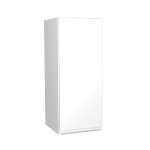 Madison Gloss White 300mm Wall Unit