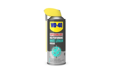 WD40 Specialist White Lithium Grease 400ml