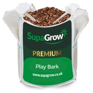 SupaGrow Premium Play Grade Bark 600L