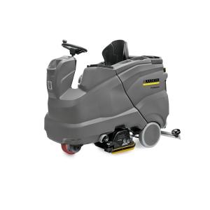 Karcher B150r Medium Ride On Scrubber Dryer