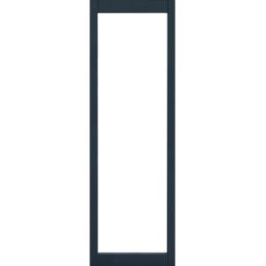 Travis Perkins 54mm Grey External Door Sidelight 600mm