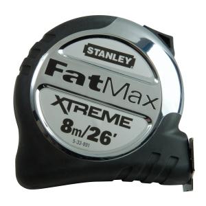 Stanley FatMax Pro Tape 8m (26')