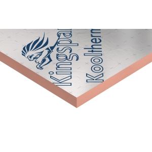Kingspan Kooltherm K108 Partial Fill Cavity Wall Insulation 1200mm x 450mm x 75mm
