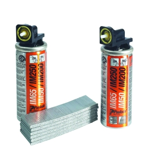 Paslode 300271 Angled Brad Fuel Pack F16 x 38mm Galvanised