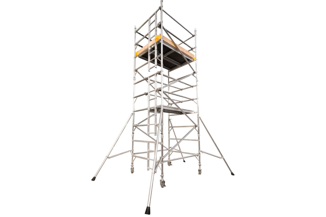 Alloy Tower 1.45 x 1.8 x 4.2m 3T