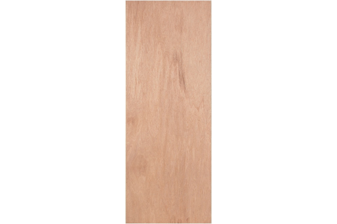 Internal Plywood Flush 30 Min Fire Door 1981 x 711 x 44mm