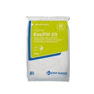 Artex Gyproc EASI-FILL 20 10kg Bag