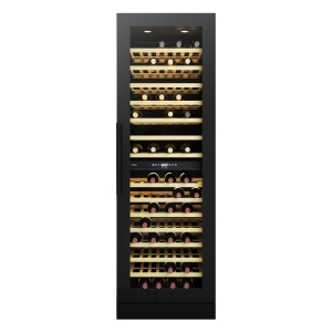 CDA Freestanding Undercounter 60cm Wine Cooler Black - FWC881BL