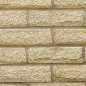 Marshalls Marshalite Pitched Walling Buff 300mm x 100mm x 65mm - Pack of 297