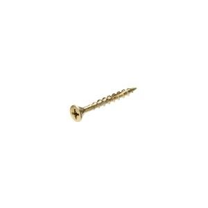 Bullet 6.0 x 60mm Gold Wood Screw (240)