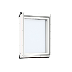Velux Vertical Window White Polyurethane 780 x 600mm Viu MK31 0070