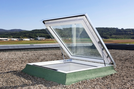 VELUX Flat Roof Access Escape 1000mm x 1000mm