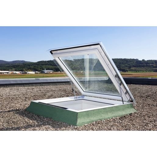 VELUX Flat Roof Access Escape CXP100100 0473Q 1000 mm x 1000 mm