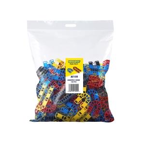 Broadfix U Shims Mixed Thickness Bag Of 150