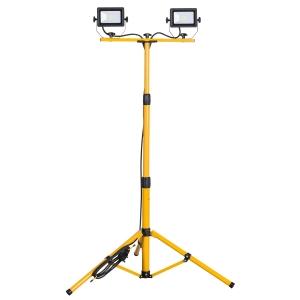 Worklight 2 x 20W LED Worklight with Tripod