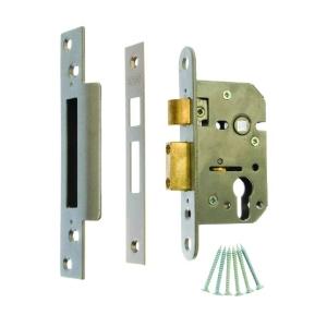 4Trade Sashlock Case Euro Profile 64mm Satin