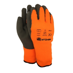 """Armour Up Thermal Rubber Latex Glove, Size L"""""""