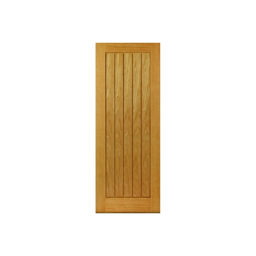 Internal Oak Internal Prefinished Suffolk Fire Door FD30 1981 x 838 x 44mm 33 in