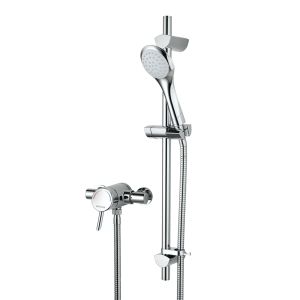 Bristan Sequential Thermostatic Exposed Mixer Shower Kit