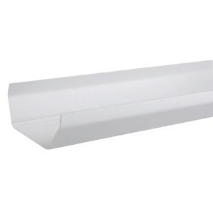 Osma SquareLine 4T872 Gutter 100mm White 2M