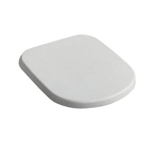 Ideal Standard E303401 Edge/Square Seat and Cover White