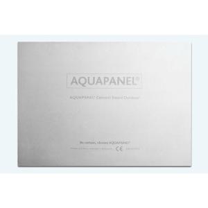 Knauf Aquapanel Exterior 12.5mm x 900mm x 2400mm