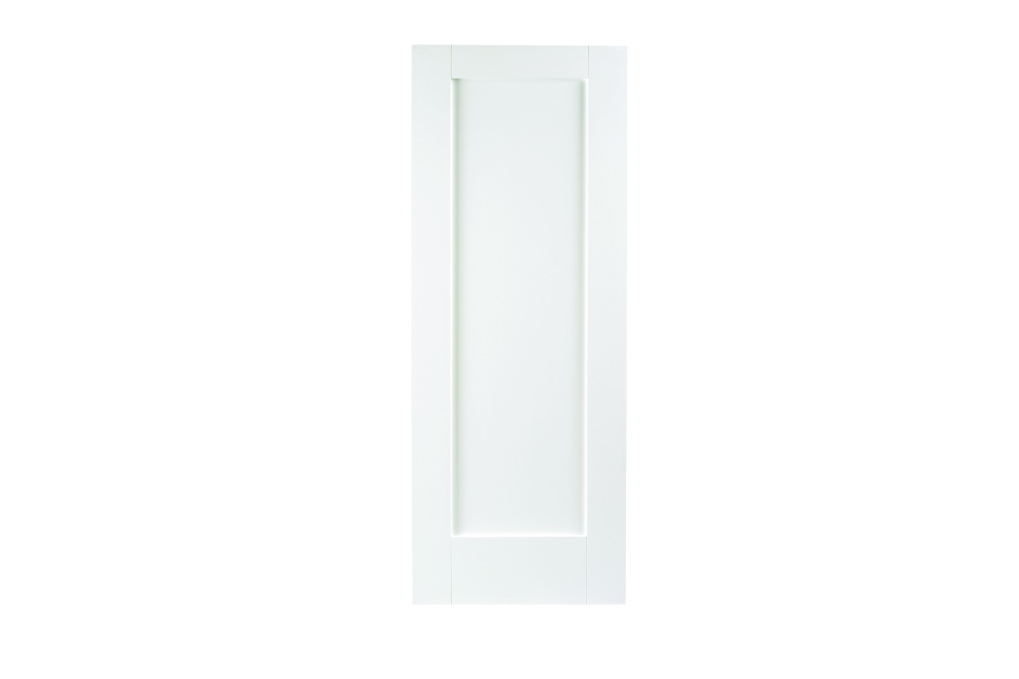 Internal Pattern 10 White Door 1981 mm x 686 mm x 35 mm