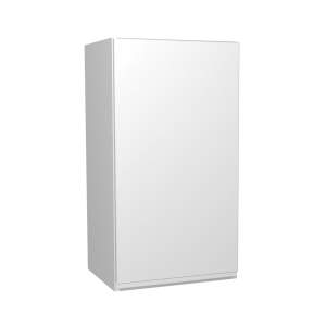 Madison Gloss White 400mm Wall Unit