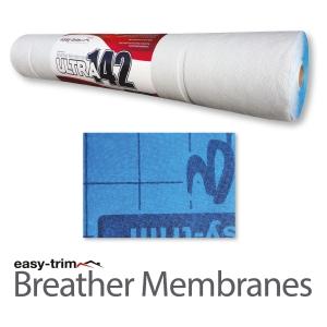 Easy Trim Ultra Breather Membrane 50m X 1m
