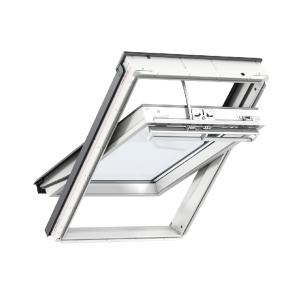 Velux INTEGRA® Solar Roof Window 942 x 1178mm White Polyurethane Ggu PK06 007030