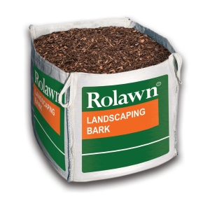 Rolawn Landscaping Bark Chippings Bulk Bag 1m³