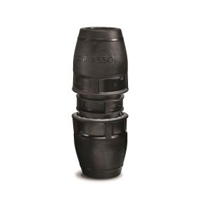 Plasson Inslide 'n' Sealin Universal Slip Coupler 24-28 x 24-28 17610024028