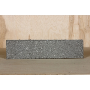 Marshalls Argent Dark Coping Coarse 600mm x 136mm x 50mm - Pack of 50