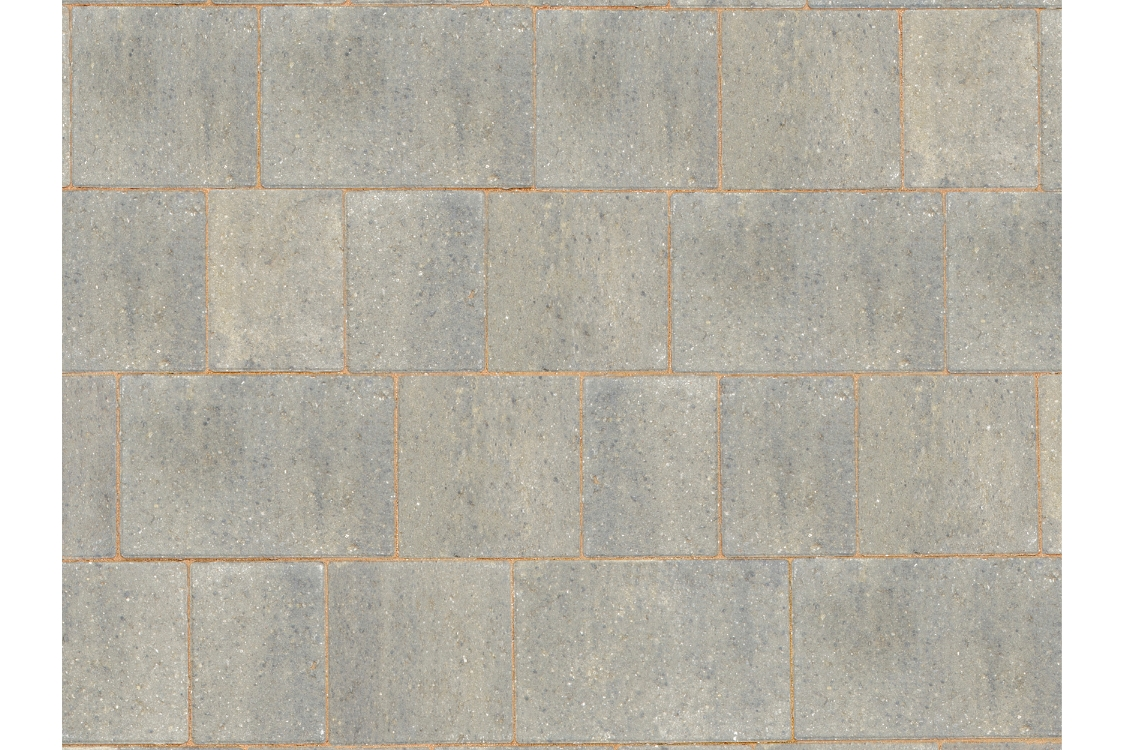 Marshalls Drivesett Savanna Pennant Grey Block Paving Pack 50mm x 160mm x 160mm - Pack of 420