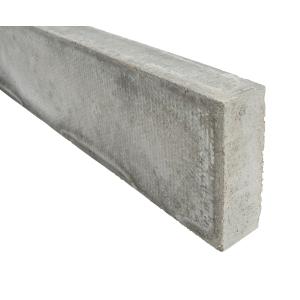 Travis Perkins Concrete Flat Top Path Edging EF 50mm x 200mm x 915mm 589