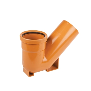 OsmaDrain Single Socket Universal Gully Trap 110mm 4D500