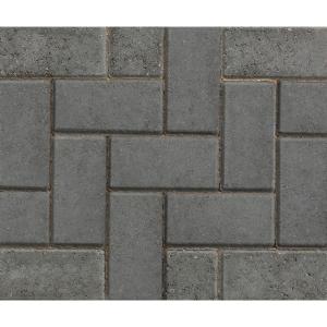 Marshalls Driveline 50 Charcoal Block Paving - 200mm x 100mm x 50mm - Pack of 488