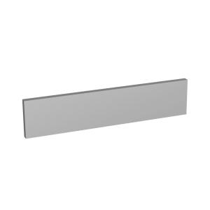Orlando Gloss Grey Kitchen 600 x 131 Appliance Door